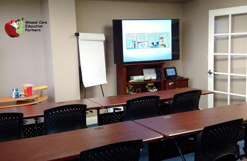 Board Classroom West W East Northeast