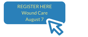 August 7 wound care button